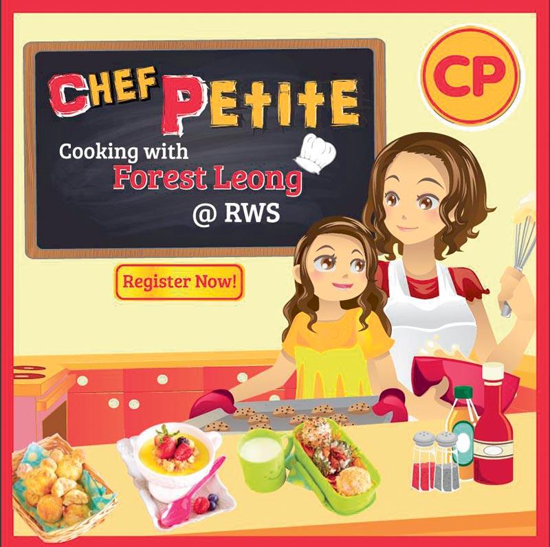 CP Chef Petite Masterchef Class),