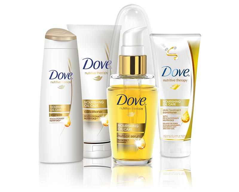 Dove Nourishing Oil Care