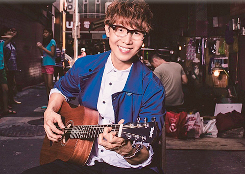方炯嘉《教你弹吉他》