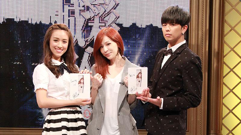 由吴珊儒和黄鸿升(小鬼)主持的《城彩名人堂》将目前每逢周二晚上11pm于mio TV佳乐台(Ch 502)播出。