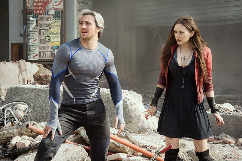 《The Avengers: Age of Ultron》