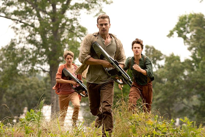 《The Divergent Series: Insurgent》