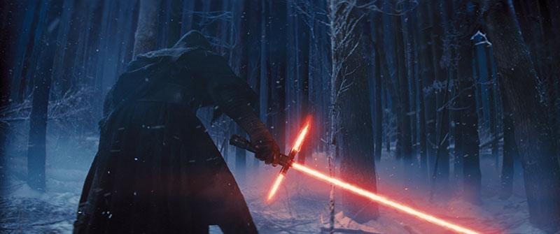 《Star Wars: Episode VII-The Force Awakens》