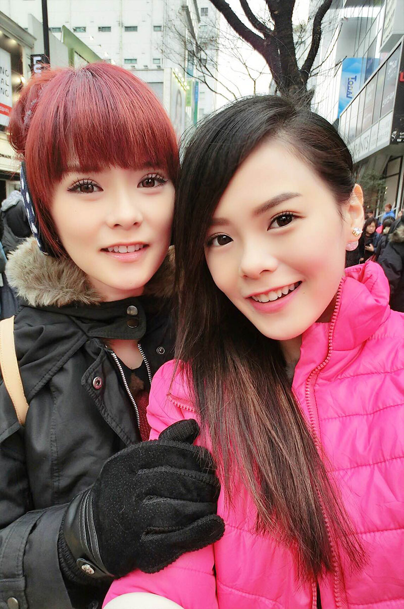 胡佳琪+胡佳嬑