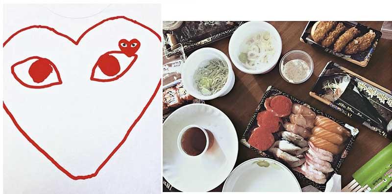 庆祝情人节 3月14日白色情人节,恋爱中的陈凯琳突然在instagram放上心心相,尽在不言中。