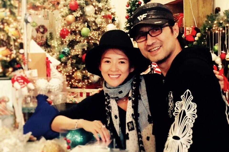 章子怡与汪峰12月27日生下一女。(取自章子怡微博)