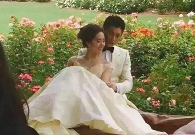 吴奇隆和刘诗诗在新西兰拍婚纱照。(互联网)