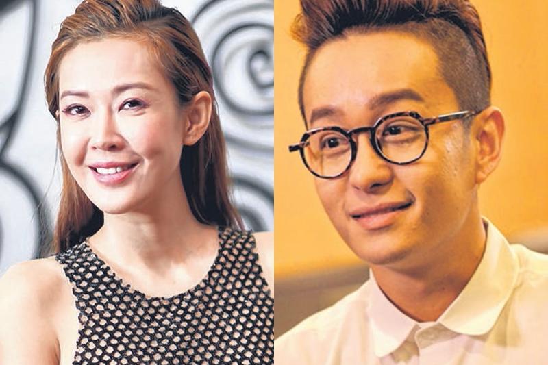刘子绚、田铭耀被爆恋情,两人希望朝结婚方向发展。(联合早报、档案照片)
