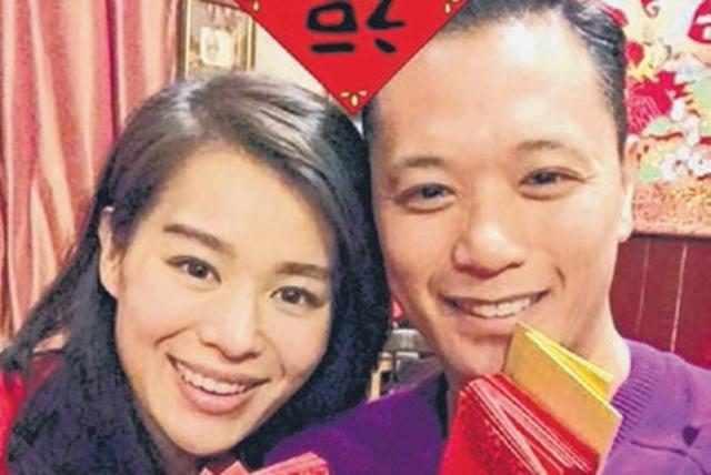 胡杏儿夫妻上月开始蜜月之旅。(互联网)