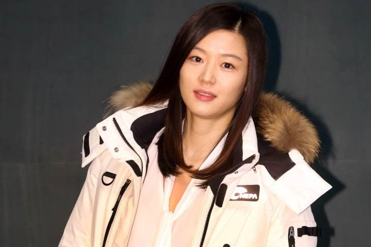 全智贤去年7月怀孕,2月10日顺利产下一子。(互联网)