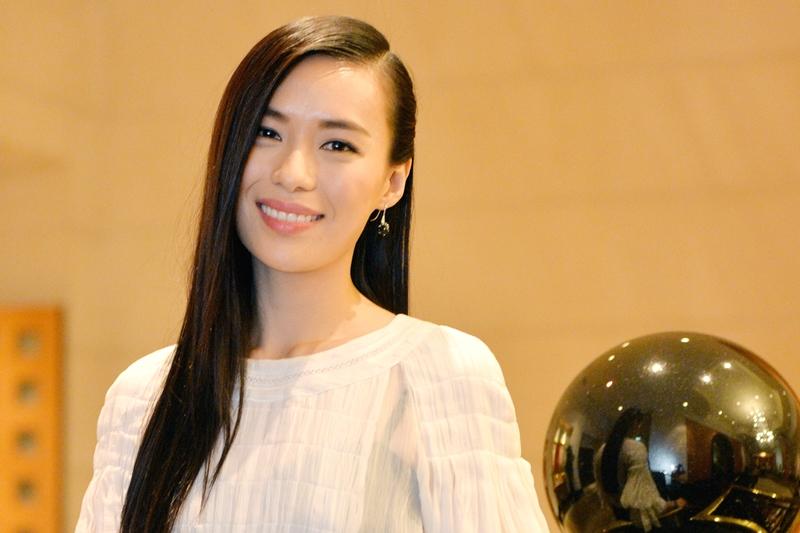 林慧玲突然宣布退休,娱乐圈大感惊讶。(档案照)