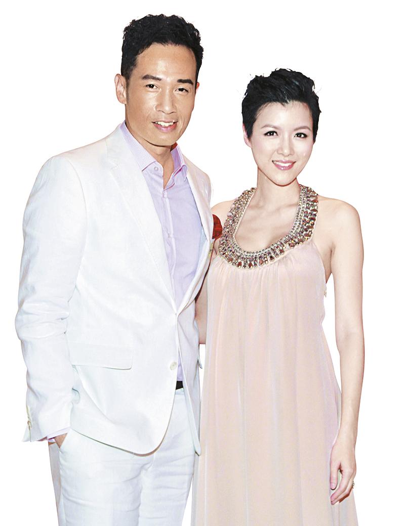 连中三元 陈豪和陈茵媺荣升圈中多子夫妇,2013年结婚,三年抱三这个创举都算是娱乐圈的纪录。