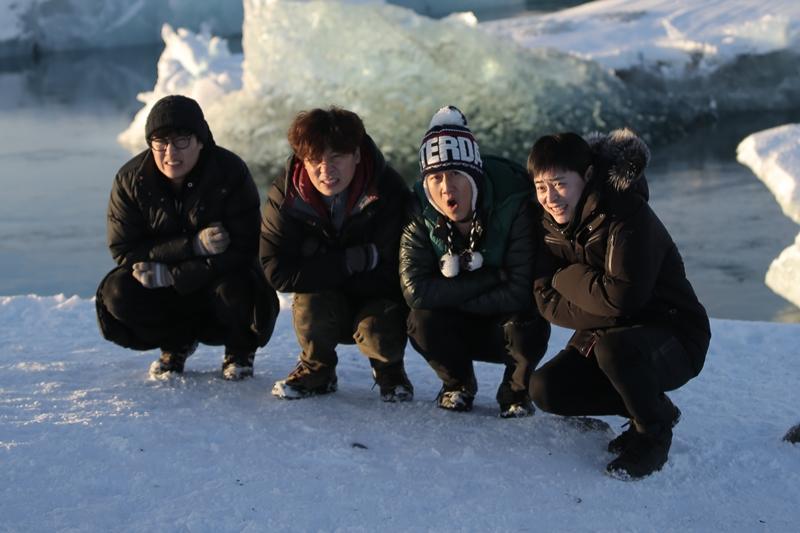 《花样青春》冰岛篇。(channel M)