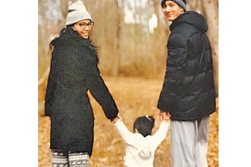 王力宏和王靓蕾已育有一女,如今将迎接第二个宝宝。(互联网)