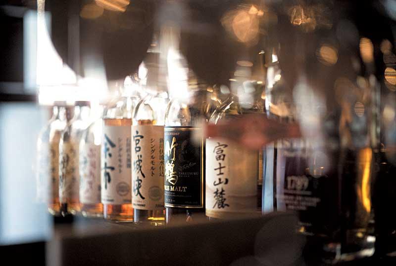 酷爱威士忌、清酒的小高, 也会建议大家配餐饮用,而冬天更会提供热红酒选择。