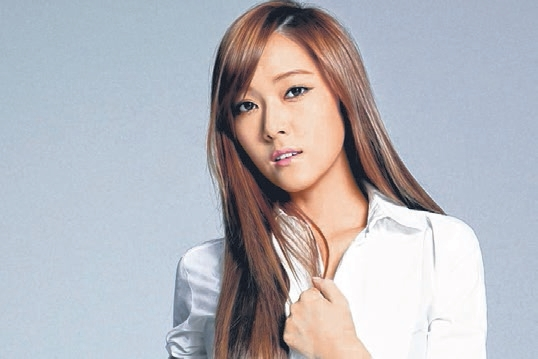 Jessica与Coridel娱乐经纪公司签订经纪合约,准备在韩国全面展开活动。(互联网)