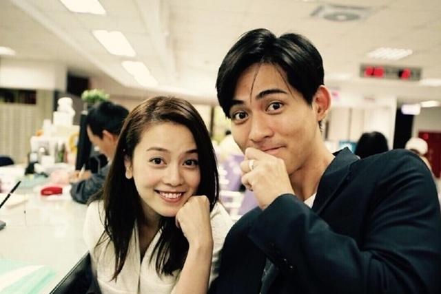 仔仔和喻虹渊是在去年11月宣布结婚。(互联网)