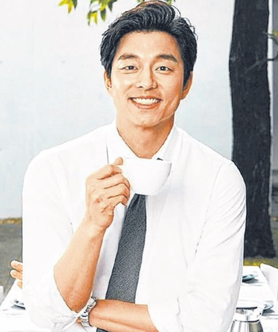 孔侑表示对出演《鬼怪》很感兴趣。(互联网)