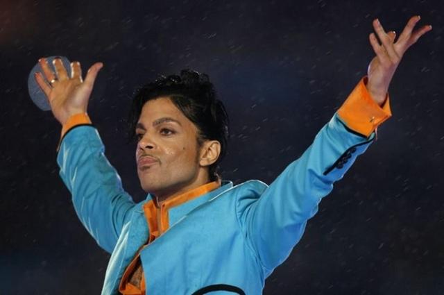 Prince。(互联网)
