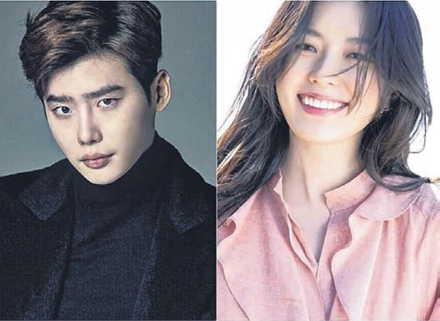李钟硕(左)和韩孝珠主演的新剧将于7月20日开播。(互联网)