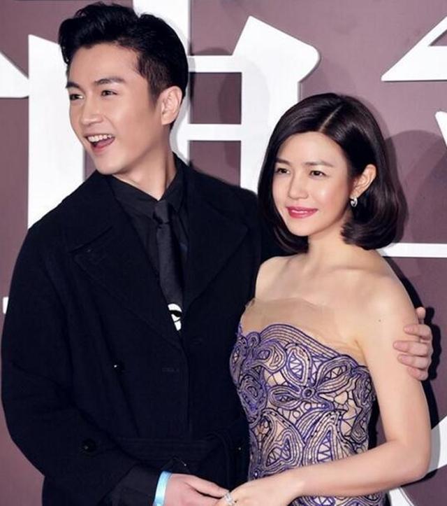 陈妍希和陈晓终于调整出档期结婚。(互联网)