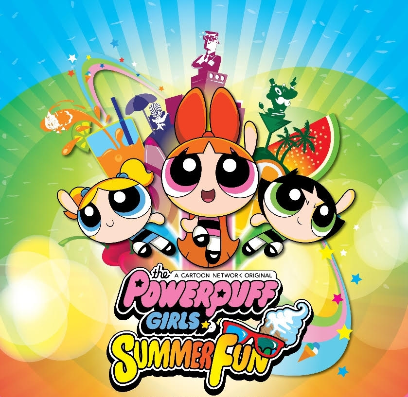 The Powerpuff Girls Kick Start The School Holidays For