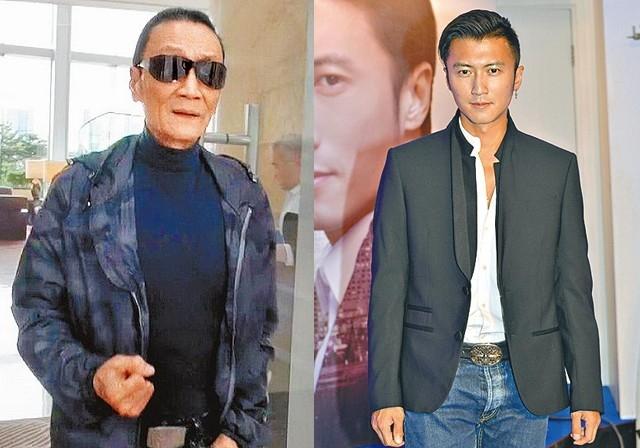 79岁香港资深艺人谢贤是谢霆锋的爸爸。(互联网)