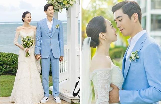 申成禄17日在夏威夷迎娶圈外女友。(互联网)