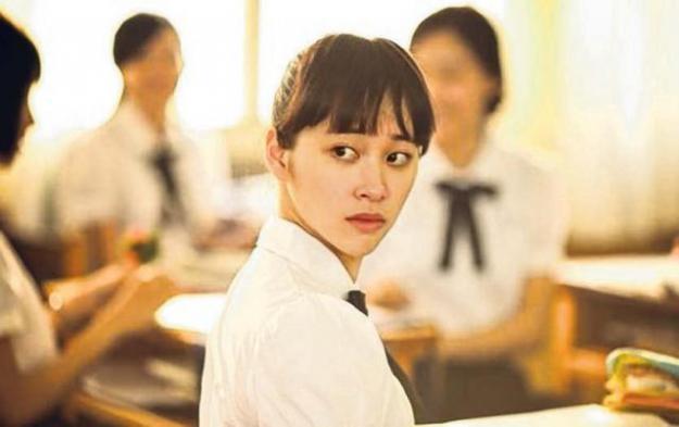 """原本要来新宣传新电影的欧阳妮妮,因""""私人理由""""取消行程。(互联网)"""