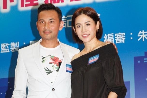 林文龙与宣萱首次合作。(互联网)