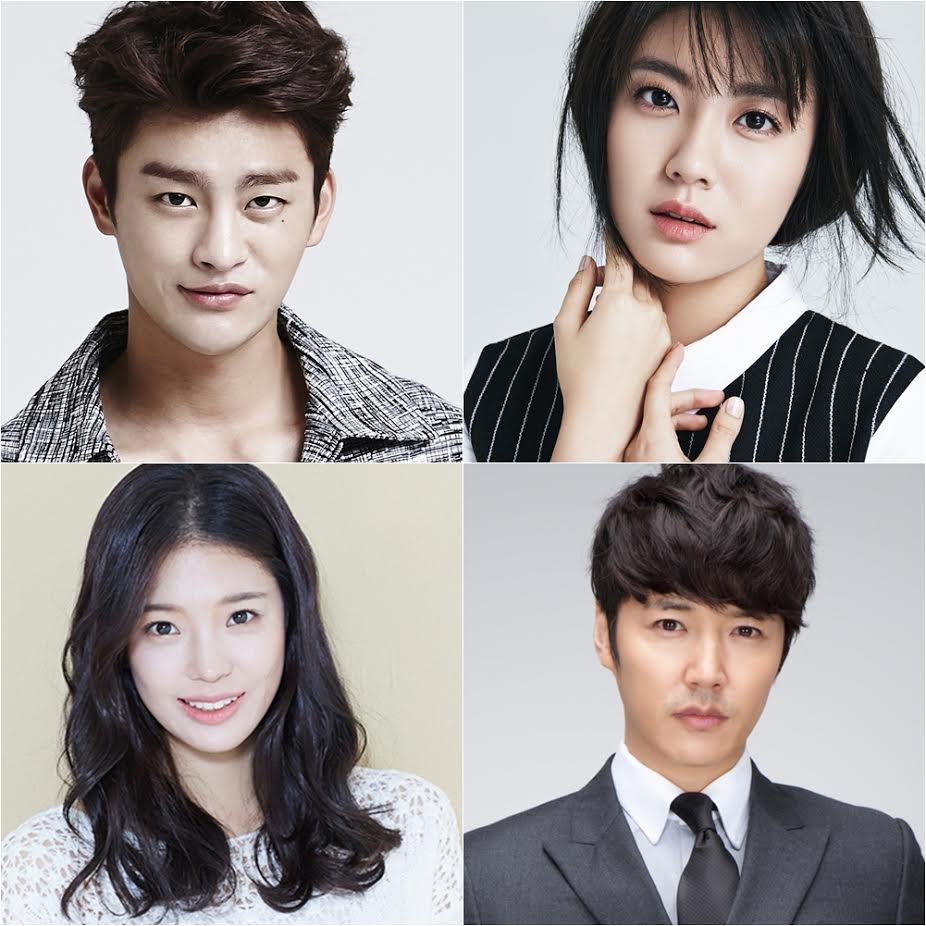 徐仁国、南志铉、林世美、尹相铉(MBC提供)