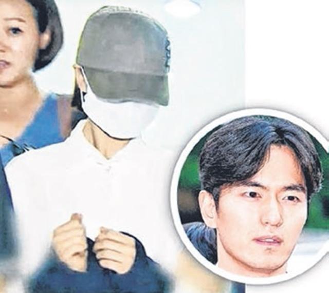 诬告李真旭性侵的女子,日前低调现身法院。(互联网)