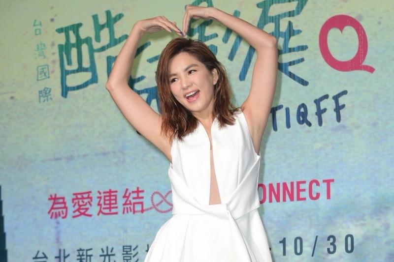 陈嘉桦受邀担任第三届台湾国际酷儿影展代言大使。(互联网)