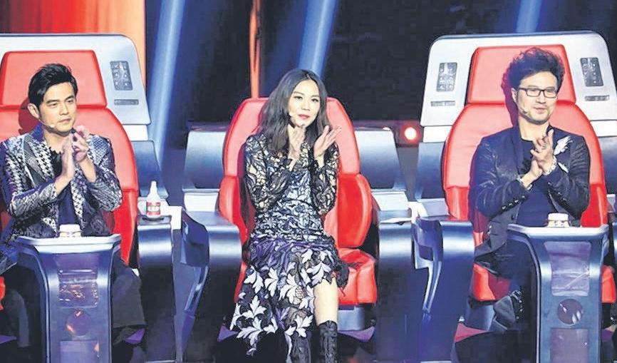 汪峰(右)邀蔡健雅(中)助阵,至于周杰伦会邀请谁仍是未知数。(互联网)