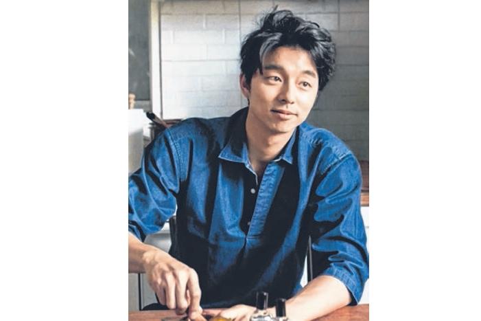 孔侑年底将携新作《鬼怪》回归荧光幕。(互联网)