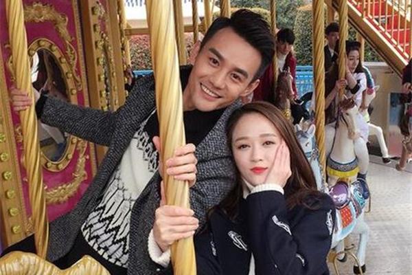 粉丝想帮陈乔恩(右)配对王凯。(互联网)