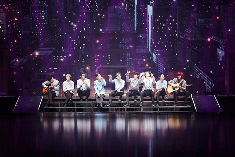 (ONE Production, SM Entertainment, Dream Maker Entertainment)