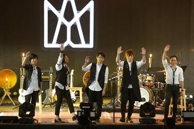Mayday concert1