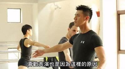 孟霆2015年曾为国防部拍摄宣传广告。