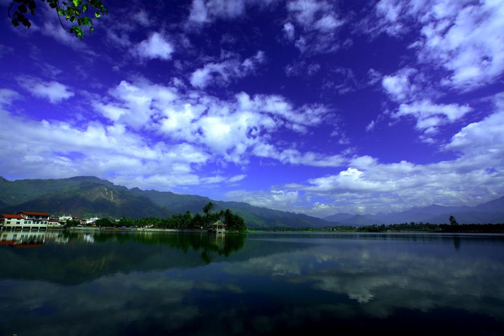 位于高雄的美浓湖