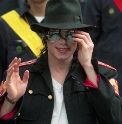 """已故""""流行乐天王""""Michael Jackson"""