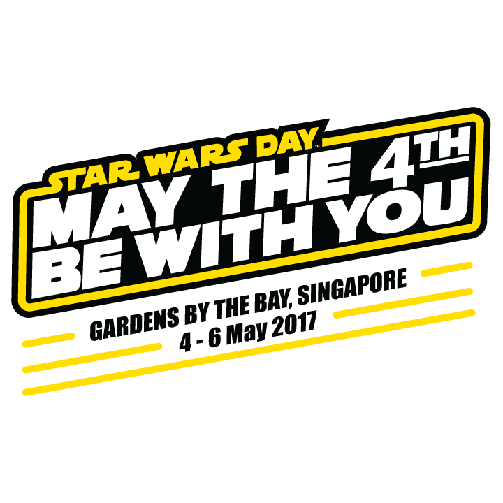 May The 4th Be With You Save The Date: Star Wars Day May The 4th Be With You Festival